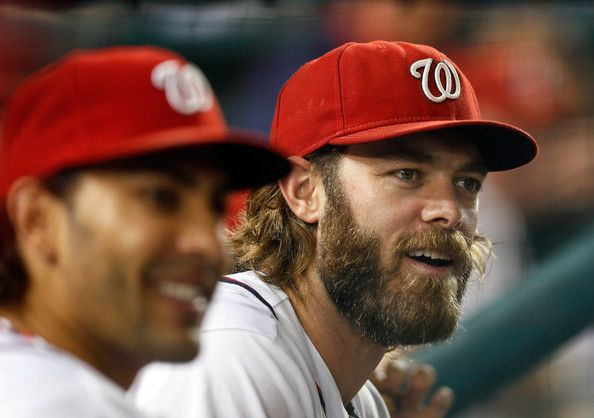 Jayson Werth - Philadelphia Phillies v Washington Nationals