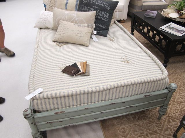 Daybed With Ticking Mattress Wishlist Pinterest