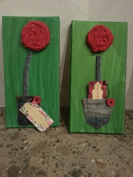 Rosas para Sant Jordi con tarjeta para dedicar
