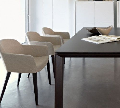 Calligaris Gossip Dining Chairs :: Design Icons - Modern & Contemporary Furniture