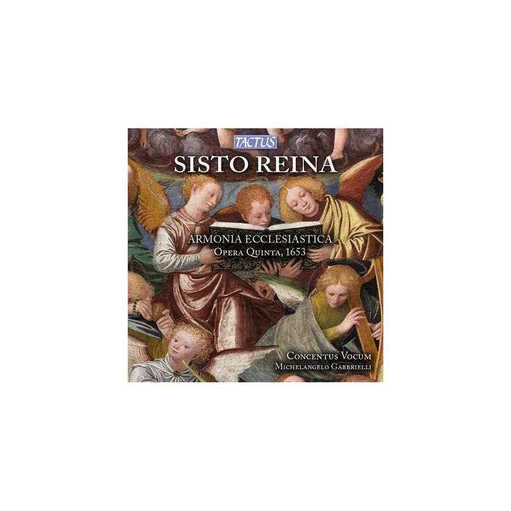 Reina & Gabbrielli - Reina: Armonia Ecclesiastica / Opera Quinta 1653 (CD)