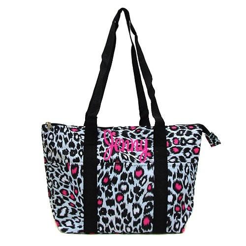 tinytulip.com - Monogrammed Leopard Print Insulated Lunch Tote Bag, $20.00 (http://www.tinytulip.com/monogrammed-leopard-print-insulated-lunch-tote-bag)