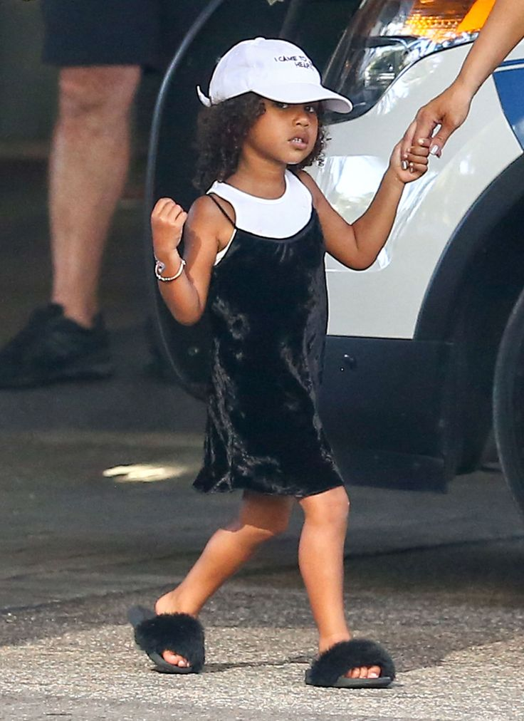 North West Turns Time Out Into a Spa Day