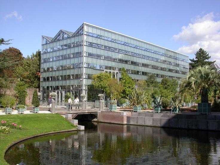 Travel and Holidays. Hortus Botanicus. Amsterdam. Maps
