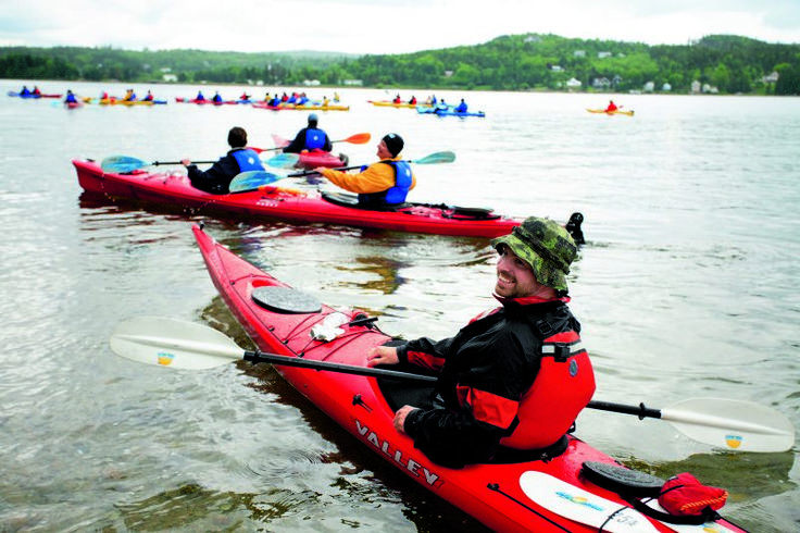 Ocean Kayaking on Nova Scotia's Eastern Shore - one of Canada's top Ecotourism destinations. Try Coastal Adventures based out of Tangier.