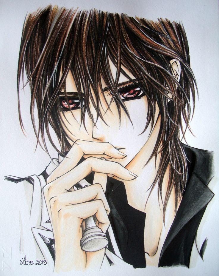 Kaname Kuran (from Vampire Knight)