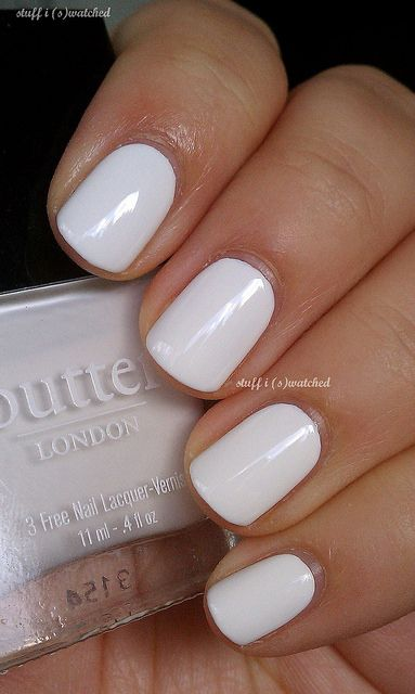 stuff i swatched: White Hot Wednesday: butter LONDON Cotton Buds