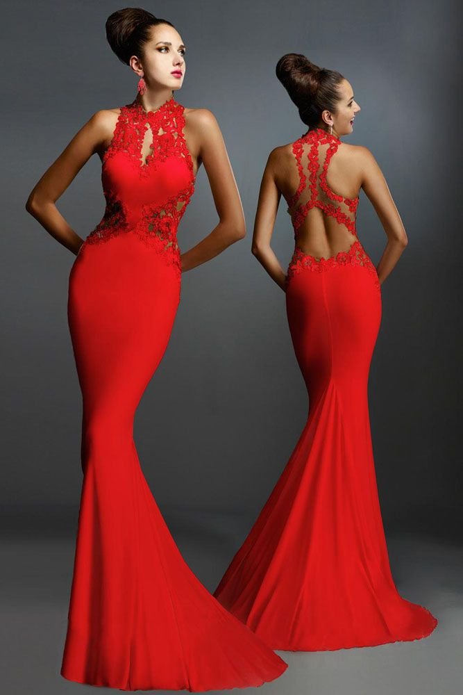 29 besten Červené šaty Bilder auf Pinterest | Abendkleider ...