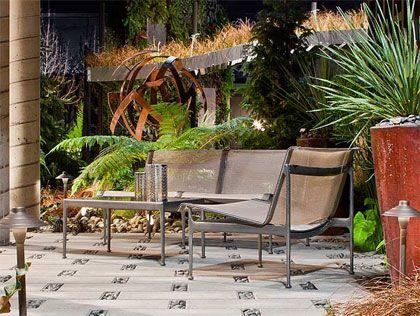 17 beste afbeeldingen over tuintrends garden trends op pinterest tuinen hangende kruiden - Outdoor tuinieren ...