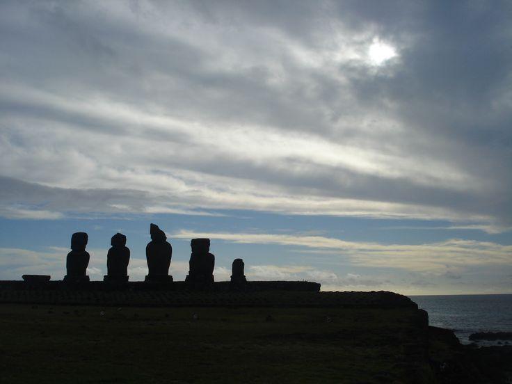 Ahu Vai Uri, Rapa Nui (2014)