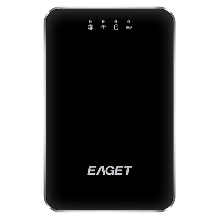 #EAGETAA86HardDiskDrive is not only a wirless, but a combination of high-speed wireless wifi hard disk drive, electronics storage devices, 3G router, mobile power bank for laptop and desktop. All information is stored, accessed anywehere at any time! It also can be used as a mobile power supply.http://www.tomtop.cc/2EfM32