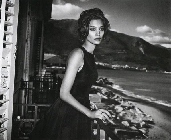 Italia-I swear this is my balcony in Positano...
