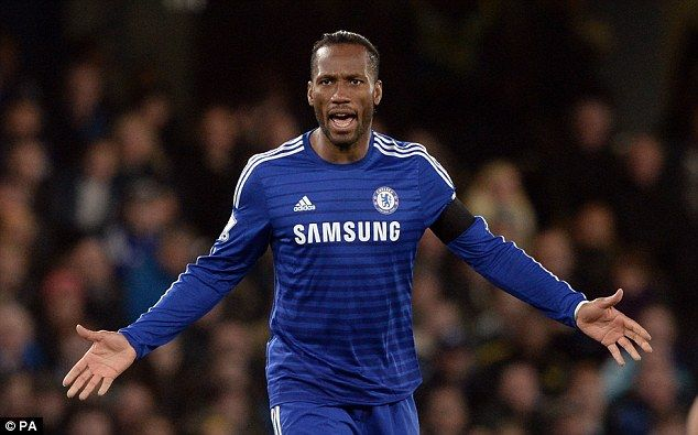 Former Chelsea striker Didier Drogba is in advanced talks to join Major League Soccer's Montreal Impact