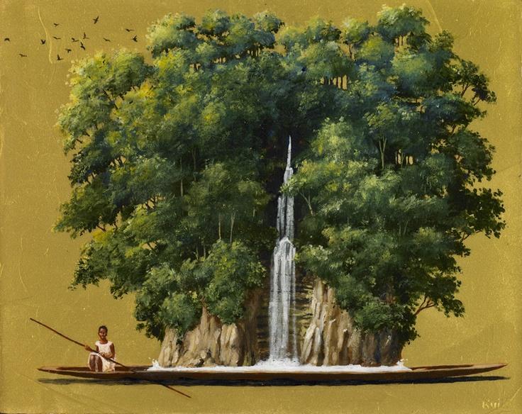 Pedro Ruiz - ORO Espíritu y naturaleza de un territorio