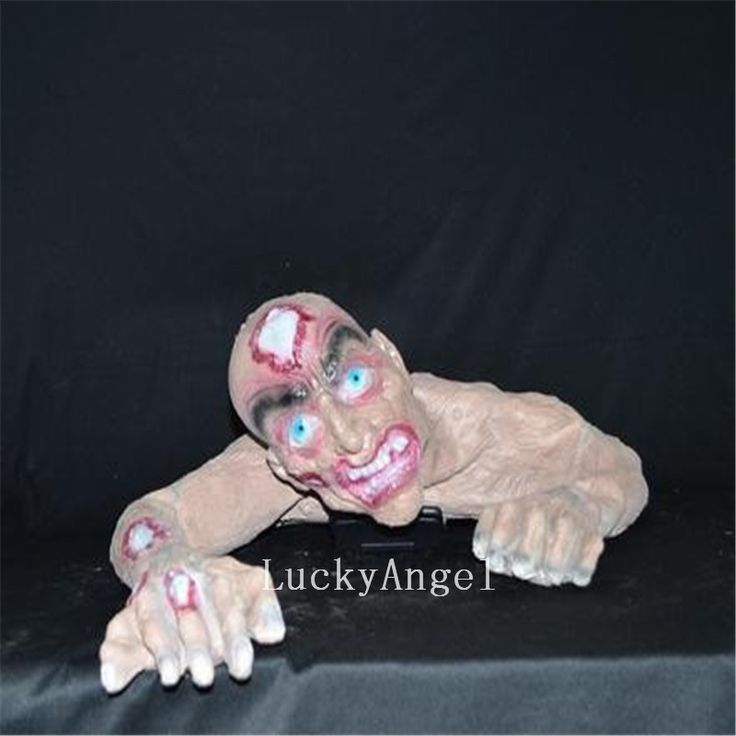 New Terror Halloween Mask haunted house Room Escape artificial human skeletons model frame tomb-raiding Adult skull bones props #Affiliate