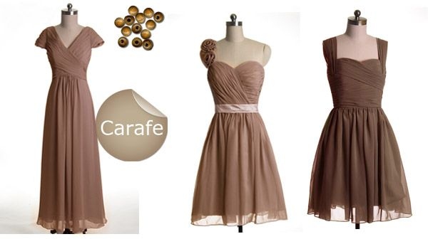 Top 6 Fall Wedding Color Combinations & Bridesmaid Dresses Trends