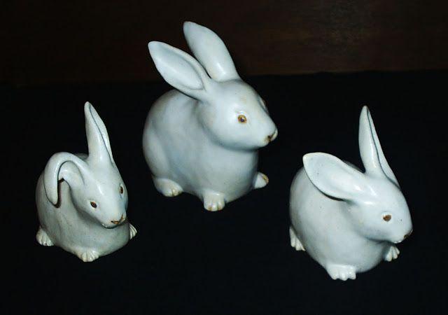 Jeo: Conejos en Gres