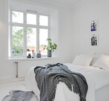 Bright  scandinavian bedroom13 best Scandinavian bedroom images on Pinterest   Live  . Scandinavian Bedrooms Pinterest. Home Design Ideas