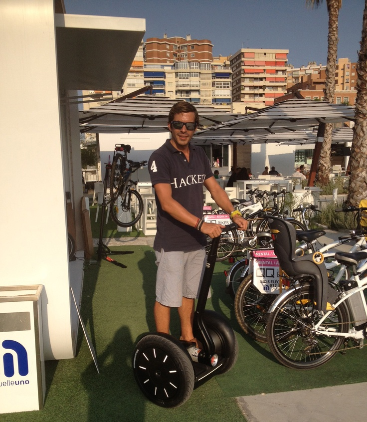 Ya los estamos probando! Los Segways en QQ Bikes. Visítanos en www.qqbikes.com #bicicletas #bicicleta #bikes #bike