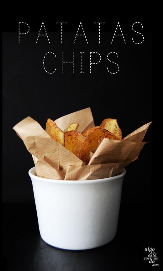patatas chips