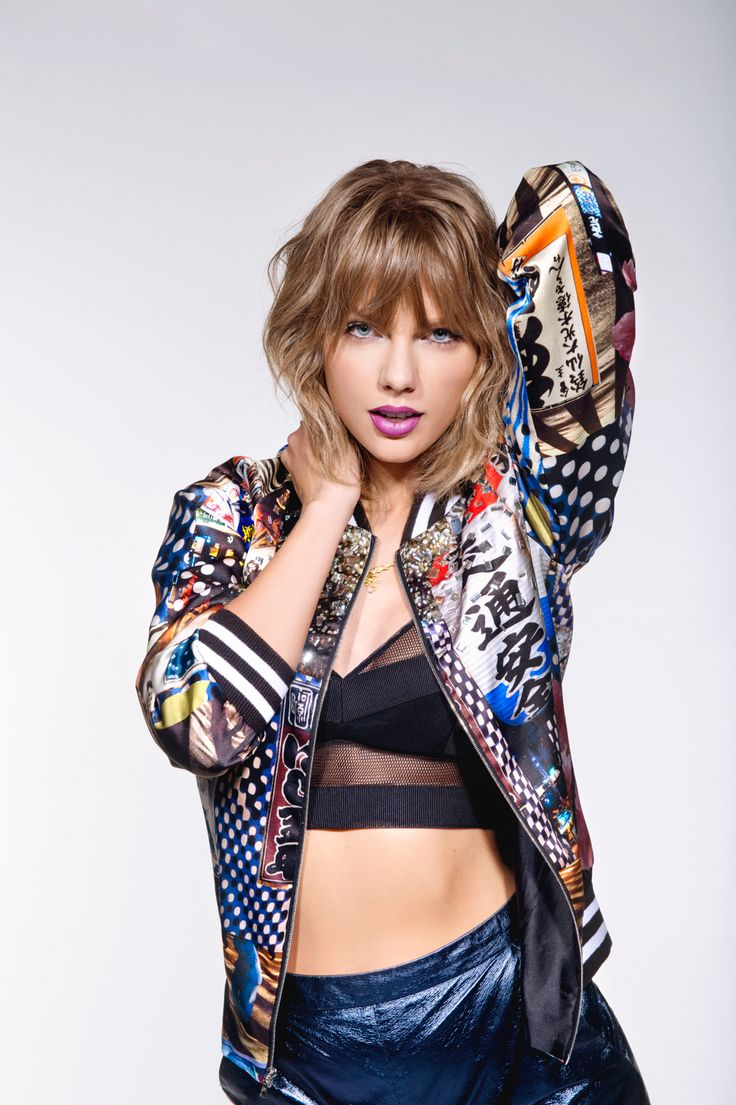Taylor Swift by Jordan Hughes for  NME Magazine October 2015