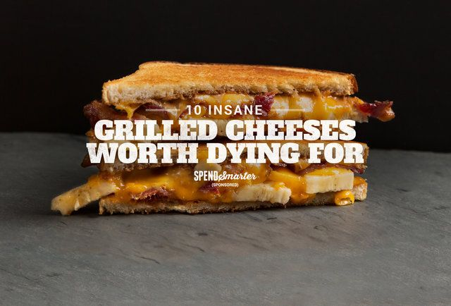 10 Creative Grilled Cheese Recipes — Thrillist Recipes
