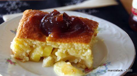 Une recette de gâteau aux pommes à garder précieusement
