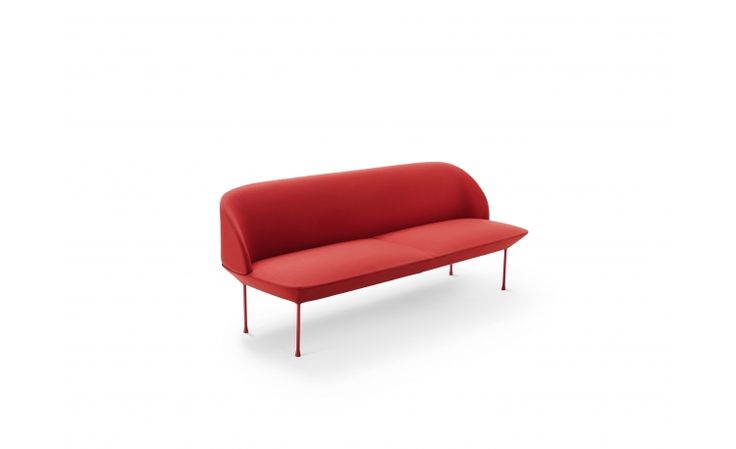 Muuto - Sofa 3 places OSLO