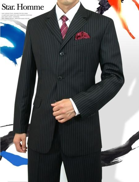 1000  images about 3 Button Suits on Pinterest | Dark navy blue, 3