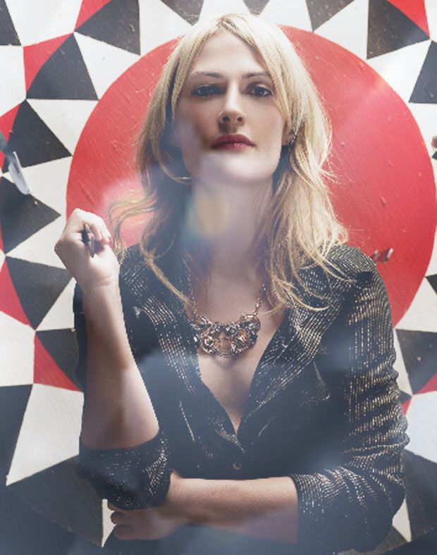 Emily Haines   Emily Haines of Metric Interview.   LADYGUNN