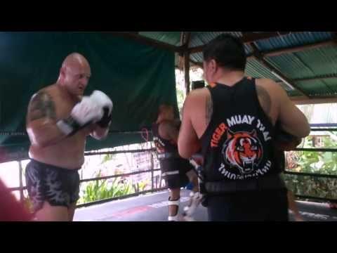 Školení v Thajsku a tréninky muay thai boxing
