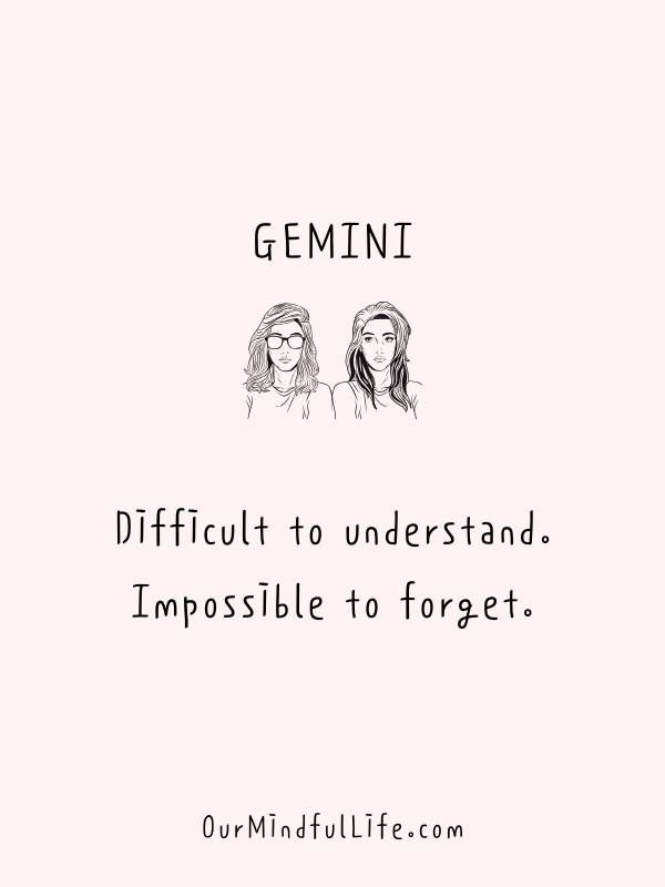 37 Gemini Quotes That Explain Why It Is The Most Interesting Sign Gemini Sign, Gemini Quotes, Zodiac Signs Gemini, Zodiac Quotes, Zodiac Facts, Gemini And Gemini, Quotes Quotes, Gemini Traits, Zodiac Sign Traits