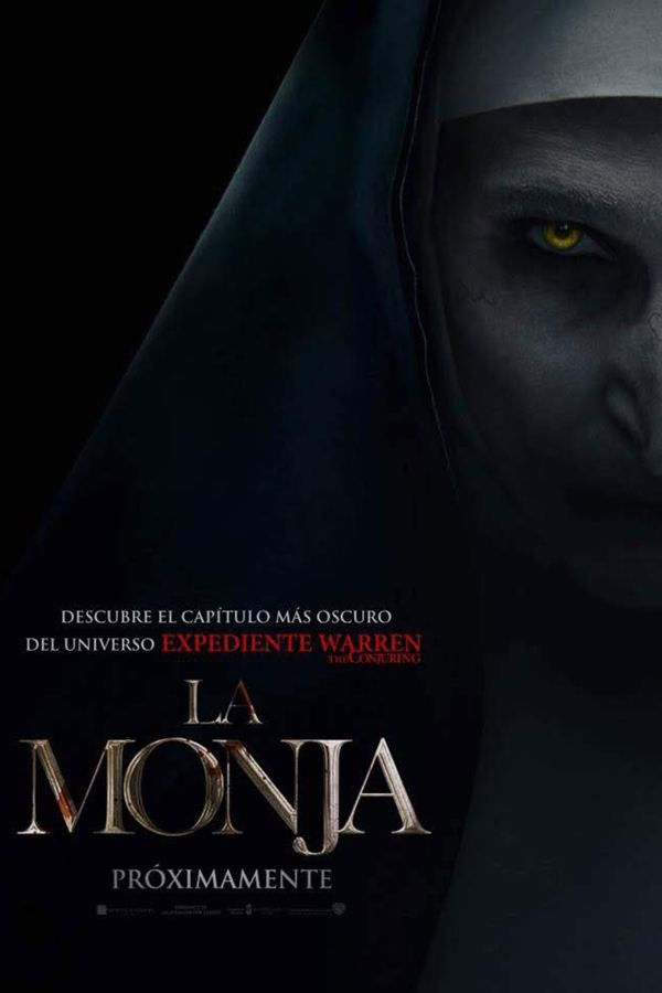 Ver La Monja Pelicula Completa Online Descargar La Monja Pelicula Completa En Español Latino La Monja Trailer E Horror Movie Posters Misery Movie Full Movies