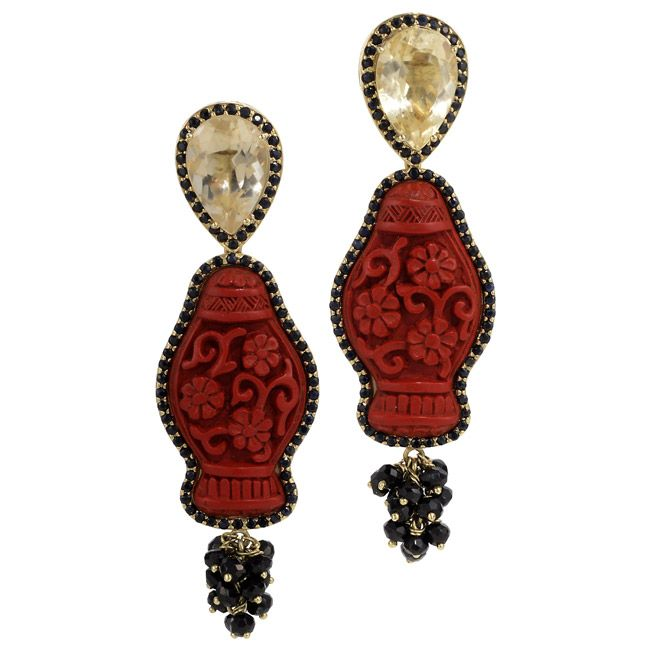 17 Best Images About Jewelry Carved Bone Coral On