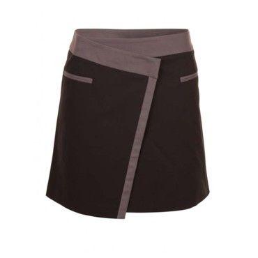 Mini jupe portefeuille Naf Naf 39.90 euros