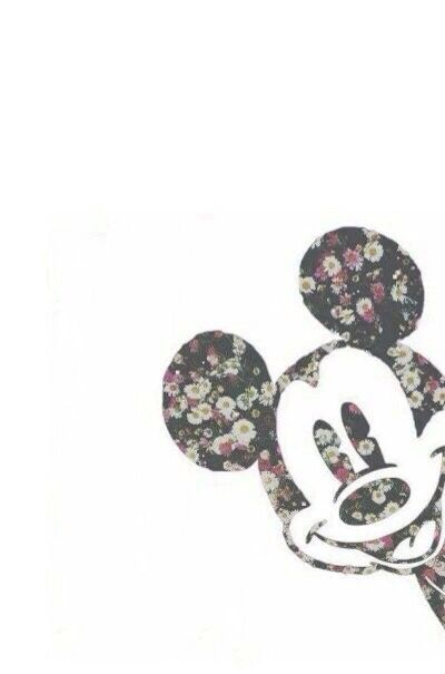 Mickey. This makes me happy- I need him on a t-shirt or something.