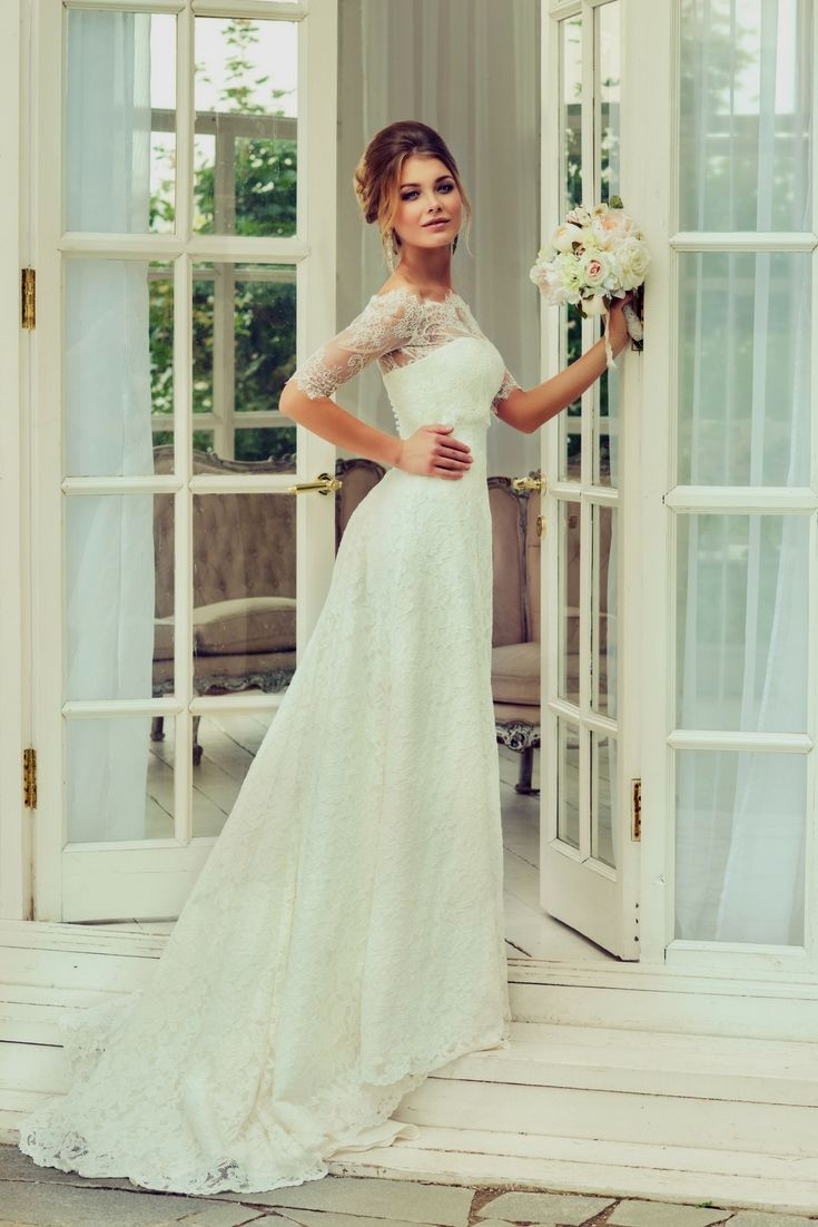 Wedding Dresses Styles To Watch For Your Own Special Day - Marvelous ...