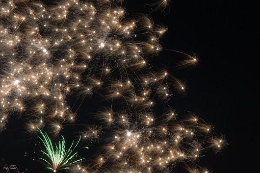 Feuerwerk #silvester #feuerwerk #ludwigsburg #fireworks