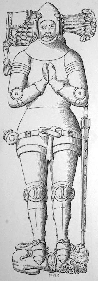Sir Hugh Courtenay (1400)