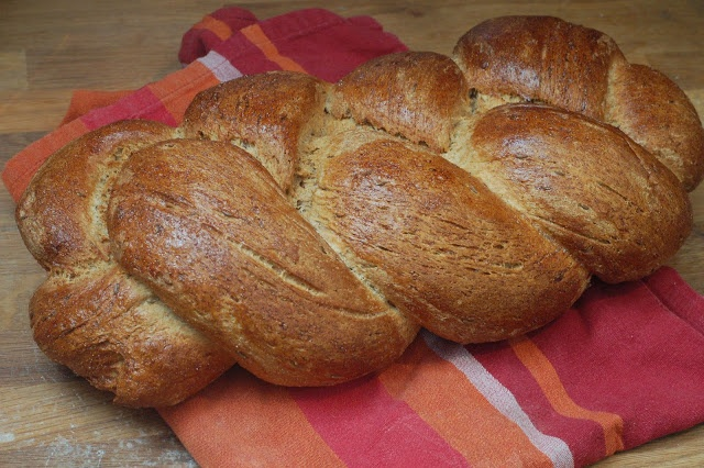 Rye Bread with Caraway Seeds - how to eat properly: easy rye bread with caraway seed - Recipe Included