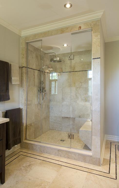 bathroomBathroom Design, Shower Head, Modern Bathroom, Interiors Design, Tile Shower, Bathroom Shower, Dream Shower, Master Bathroom, Dreams Shower