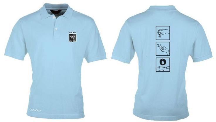 Funny golf Polo n.2 made in CAMACREA®