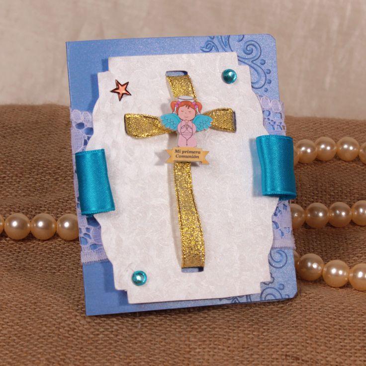 primera comunion cruz