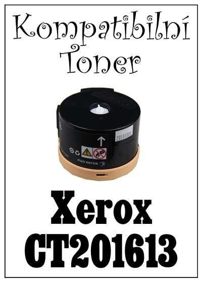 Kompatibilní toner Xerox CT201613 za bezva cenu 1273 Kč