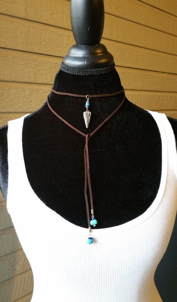 Check out this item in my Etsy shop https://www.etsy.com/listing/487028812/arrow-necklace-arrowhead-necklace-brown