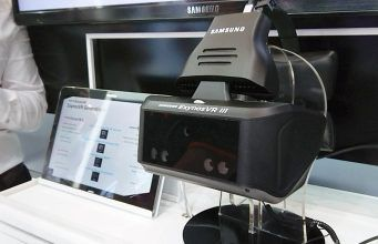 Learn about Samsung Mobile VR Reference Headset Revealed With Eye-tracking http://ift.tt/2uHM4P2 on www.Service.fit - Specialised Service Consultants.
