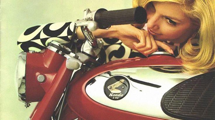 Vintage Honda Motorcycle Parts & Accesories