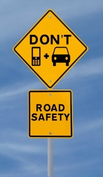 No Texting and Driving #sign