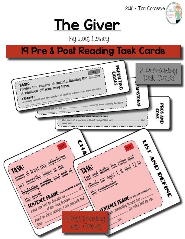 a plot analysis of the story the giver The giver by lois lowry scholastic bookfiles  characters, plot,  and a love of stories, early on.