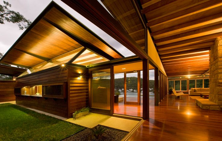 Cottage Point house: Richard Cole